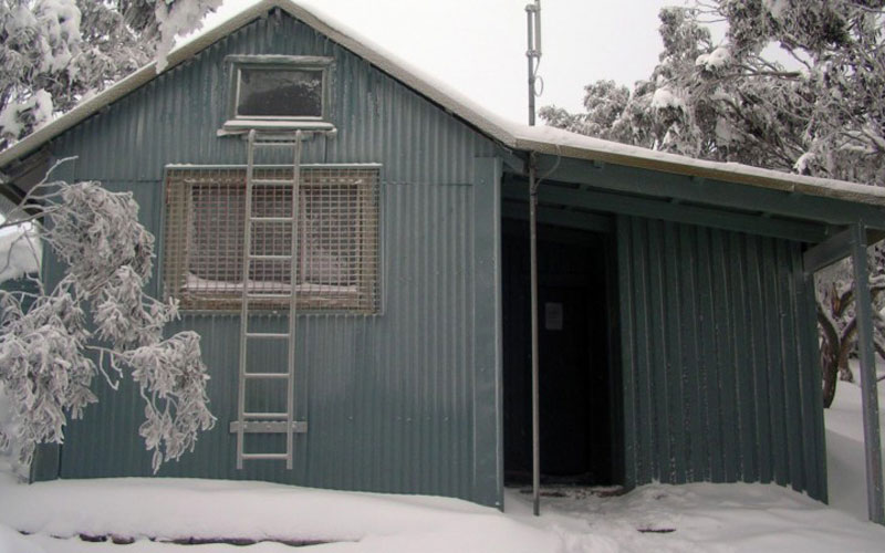 Geelong Grammar School Hut