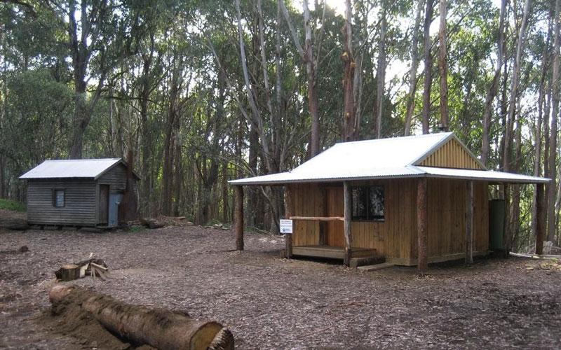 Howqua Gap Hut