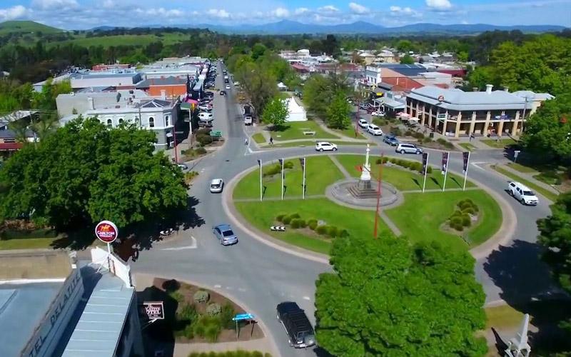 Mansfield Victoria