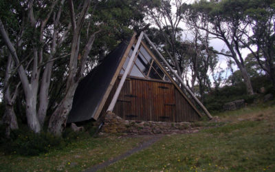 Buller Huts Trail The Huts