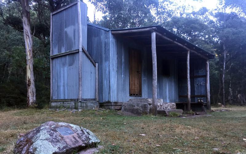 King Hut Bulller Huts Trail