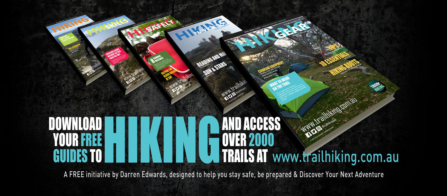 Trail Hiking Australia Free eBooks