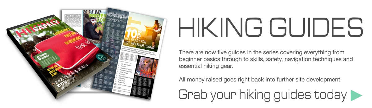 Trailhiking Australia Download Your Hiking Guides