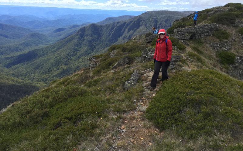 buller huts trail itinerary