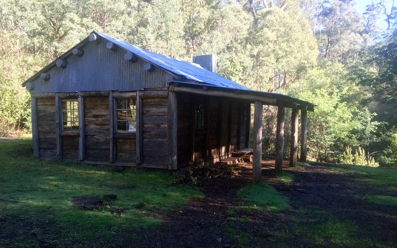 Ritchies Hut Side Trip